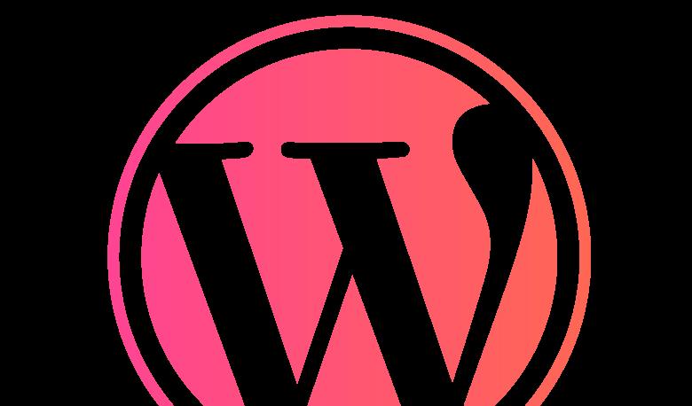 Wordpress Big Logo